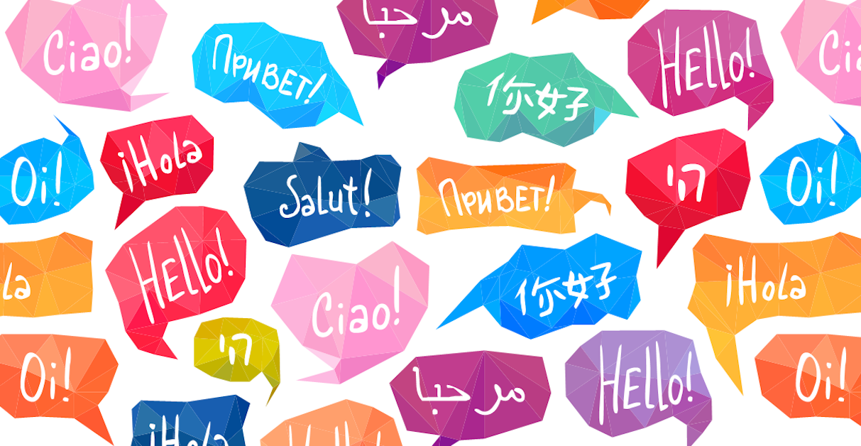 Gender bias and language courses