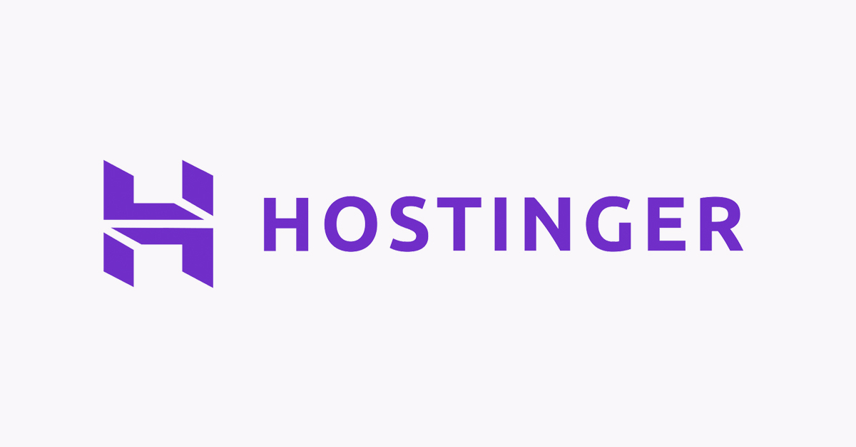 Customer Service : Hostinger