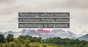 Technology : rights and responsibilities